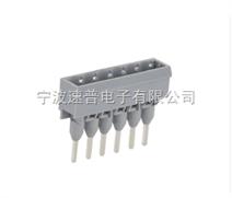 2-24通道直长针插座(SP450灰色)