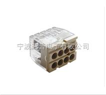 8通道插线式连接器