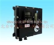 在线防爆微量氧分析仪 ,型号:SHXA40/N-II