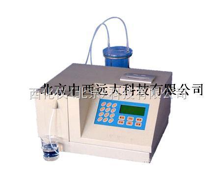氨氮快速测定仪(中西)