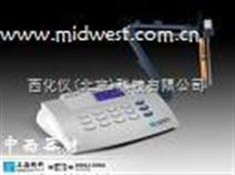 超纯水台式电导率仪(配超纯水0.01电极)  型号:CN61M/M105053