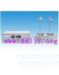 快速双单元控制电位电解仪(含铂金电极) 型 号:WG1-KDS-1(常卖)