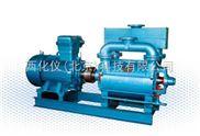 水环真空泵/不含电机 型号:ZZ71-SKA202