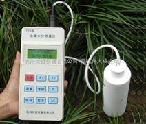 土壤温湿度记录仪误差的来源分析