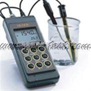 进口ph计具有CAL CHECK 功能的便携式防水pH/℃ 测定仪器