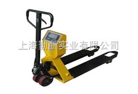 上海YCS带打印叉车秤稳定性高服务更周到