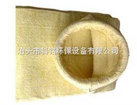 氟美斯复合针刺毡高温除尘器布袋