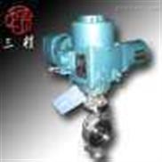D973H-电动对夹式金属硬密封蝶阀