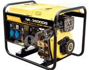 220V电启动3千瓦微型柴油发电机组