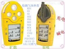 M5 PID便携式VOC检测仪/BW五合一气体检测仪