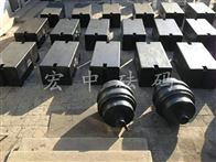 M1-1T电梯负荷砝码-1吨标准砝码价格-1000kg配重砝码