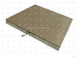 電子地磅秤不鏽鋼雙層5t電子地磅秤