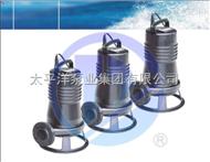 WQ/QG型高效切割式潜水排污泵