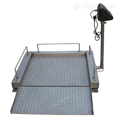 透析用轮椅电子秤,医院轮椅磅秤报价