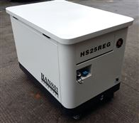 HS25REG380V翰丝原装25KW汽油发电机