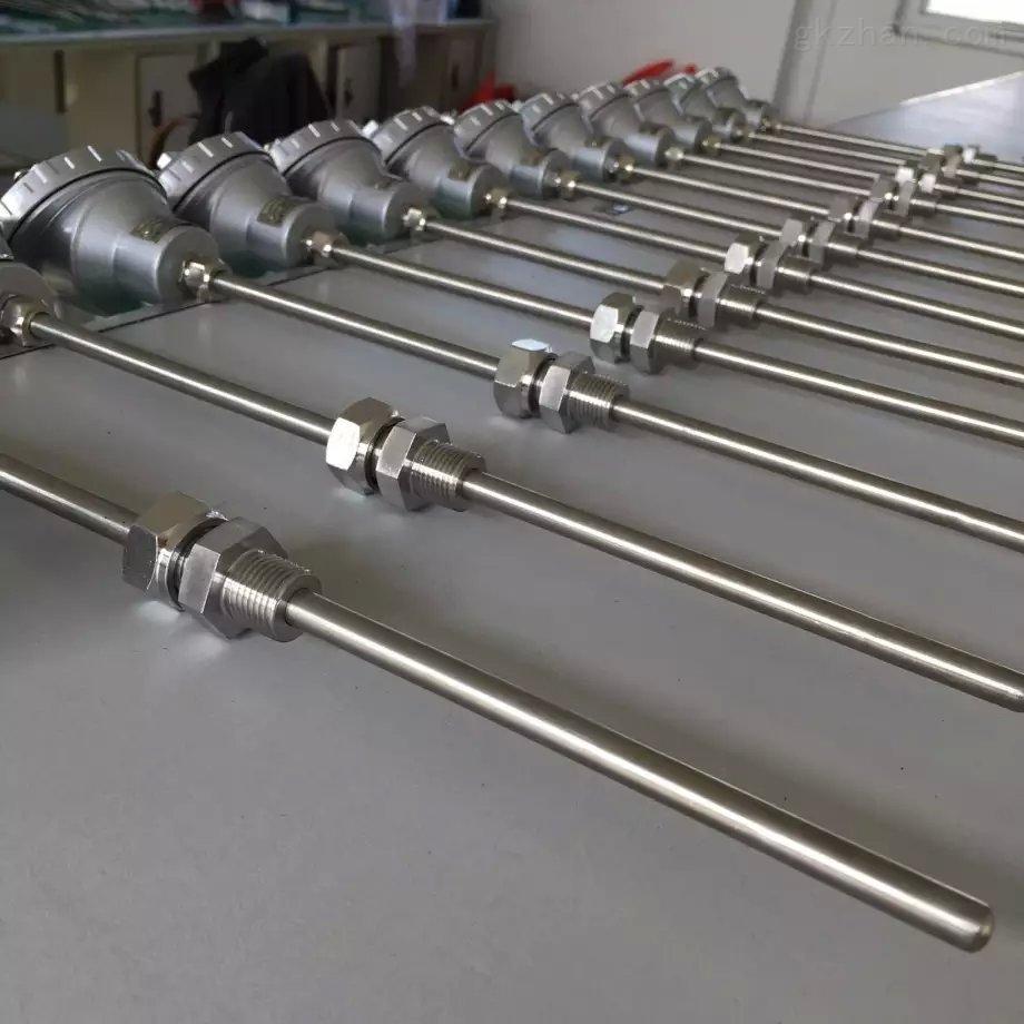 不锈钢接线盒装配热电阻wzp-230/pt100热电阻/铠装热