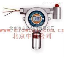 固定式硫化氢检测报警仪(0-1000ppm) 型号:ZSK11/MOT200-H2S