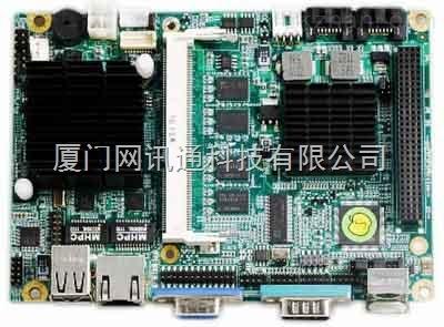 研祥工控EC3-1813CLD2NA(B) 单板电脑带CPU/Audio接口