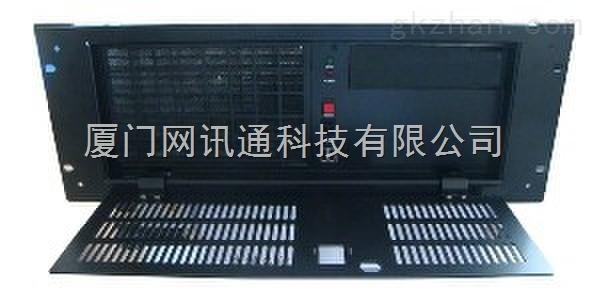 研祥工控机IPC-8421B|抗振动|高兼容|高存储19″ 4U 多硬盘DVR机