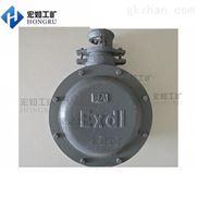 圆形接线柱式防爆电机接线盒-电气设备
