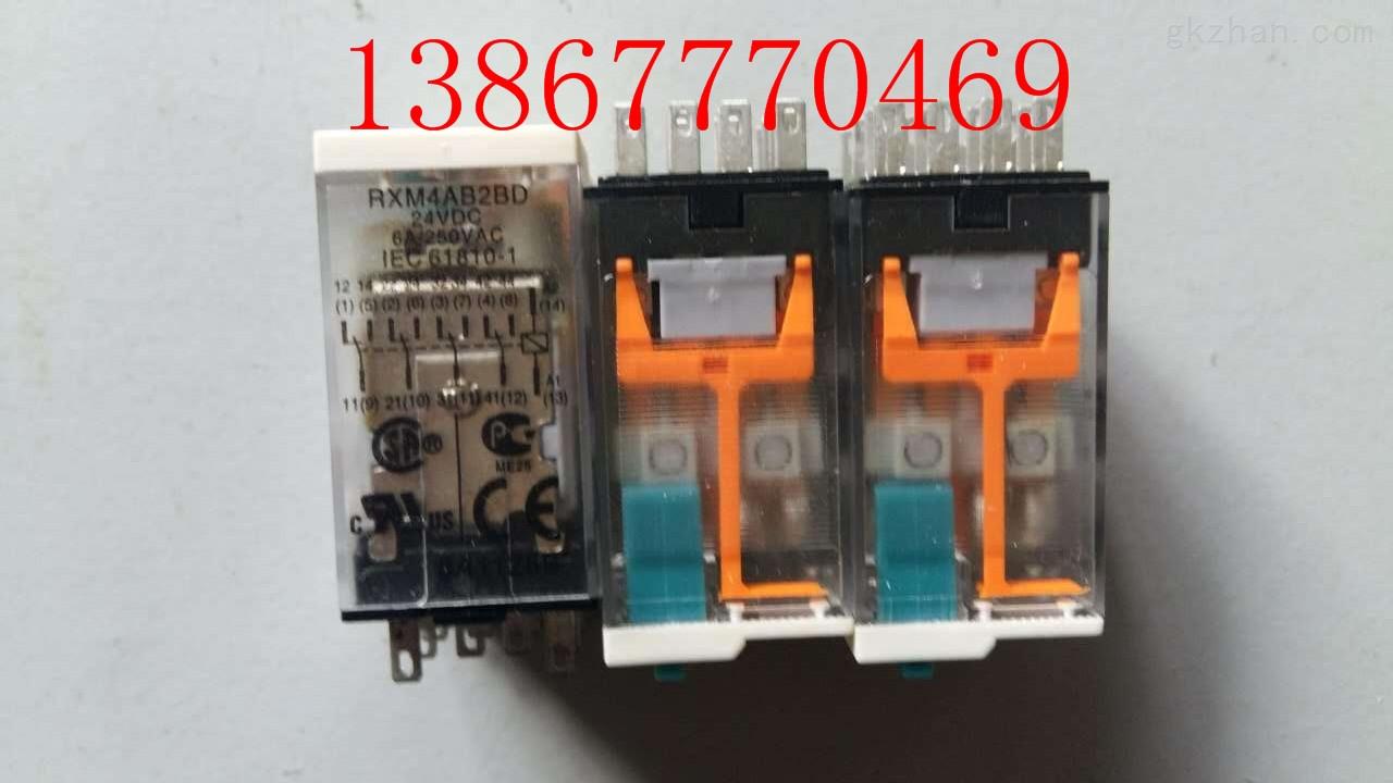 rxm4lb2p7施耐德继电器价格