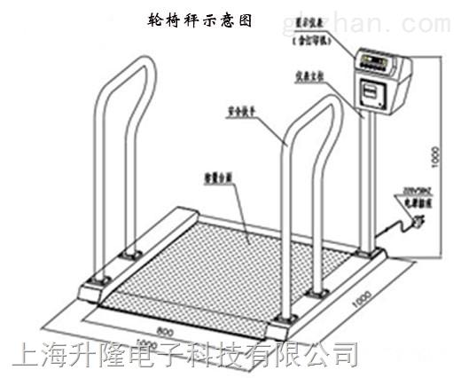 上海市人体透析秤,座椅秤