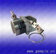 拉线式位移传感器测量
