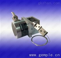 拉線式位移傳感器測量