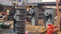 电动插板阀叫电动螺旋闸阀、通常于卸料器配套使用