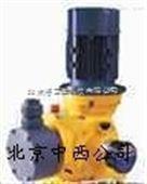 机械隔膜计量泵 型号:ZXYS-GM0500PQ1MNN