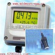 在线式水中臭氧检测仪 型号:BD52-Q46H-64