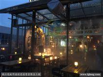广西桂?#21482;?#22806;餐厅/露天餐厅喷雾降温?#20302;?菲格朗领导品牌