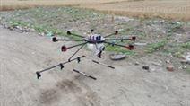 多旋翼农用植保机
