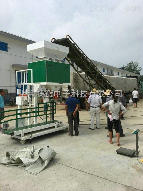 产小麦种子包装机