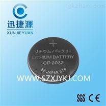 纽扣电池CR2032电脑主板电池