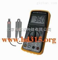 数字双钳相位伏安表(国产) 型号:WH3SMG2000B