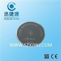 LIR1620 标准电压3.6V充电扣式电池