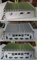 车载带CAN总线I3/I5/I7宽温无风扇嵌入式工控机