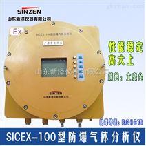 山东新泽防爆型在线气体分析仪(H2、CO、O2)仪器校准