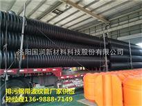 DN300-3000扶沟县钢带增强螺旋波纹管