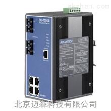 研华网管型EKI-7554S工业交换机