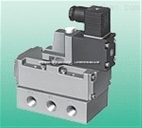 多種流體控制用2位3通電磁閥日本CKD喜開理直動式3通