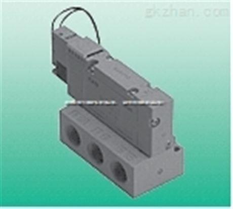 防爆型日本CKD喜开理多种流体控制用2位3通电磁阀