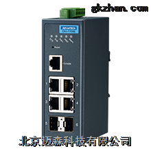 EKI-7706E-2F研华网管型工业交换机