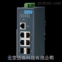 EKI-7706E-2F研华网管型以太网交换机