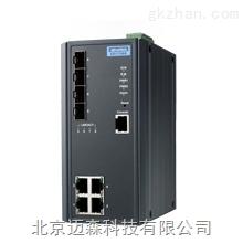 网管型EKI-7708E-4F交换机