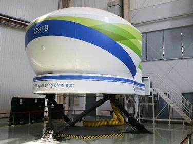 C919國產大飛機研究基地揭秘