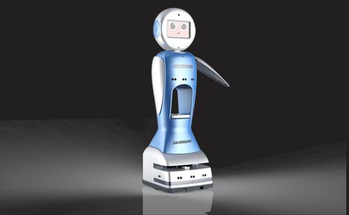 慧享人生 公共服务机器人领域科研成果展示