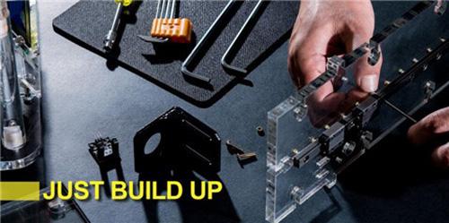 全球第一台自组自选激光固化3D打印机面世