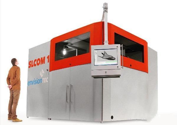 EnvisionTEC推出采用层压技术的工业级3D打印机